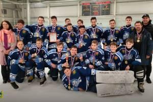 Обладателями кубка губернатора стали юные хоккеисты из Клинцов