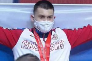 Брянский тяжелоатлет стал мастером спорта международного класса
