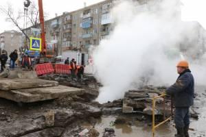 В Новозыбкове пятиэтажка осталась без тепла из-за коммунальной аварии