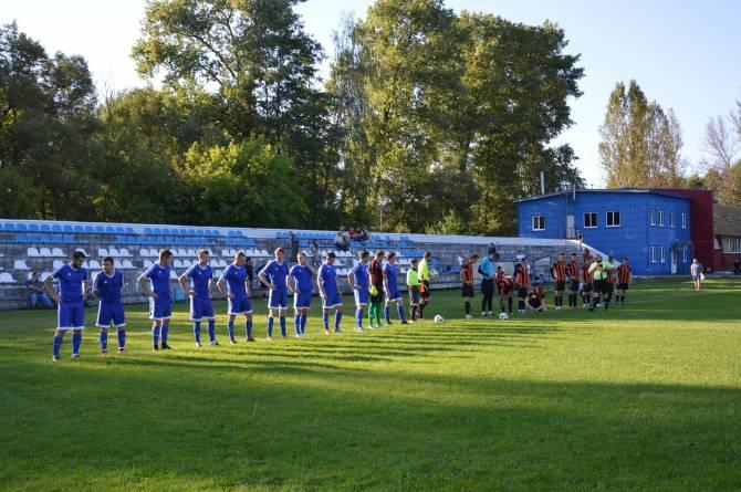 Карачевский футбольный «Спутник» вырвал победу у клетнянского «Авангарда»