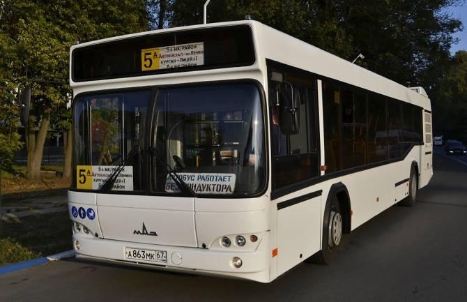 В Брянске новые автобусы большой вместимости пустят по маршрутам № 11, 25, 37