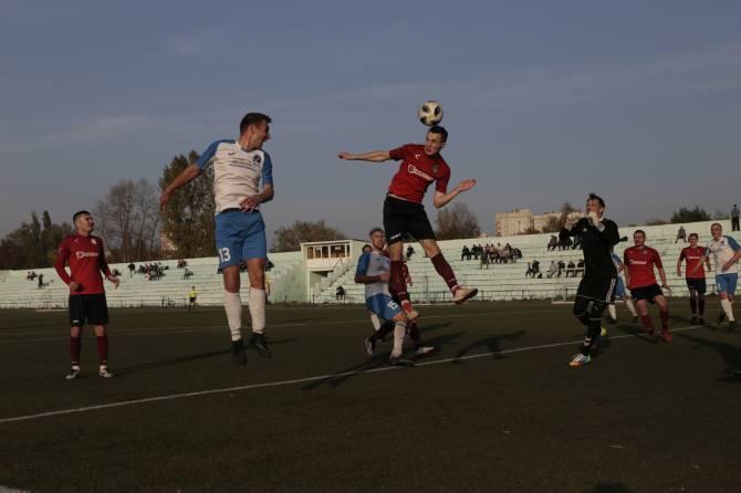 Футболисты из «Трубчевска» разгромили белобережский «Мебельщик»