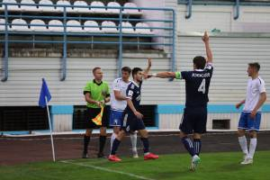 Брянское «Динамо» проиграло «Волгарю» из Астрахани