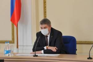 Брянская облдума 11 июня назначит выборы губернатора