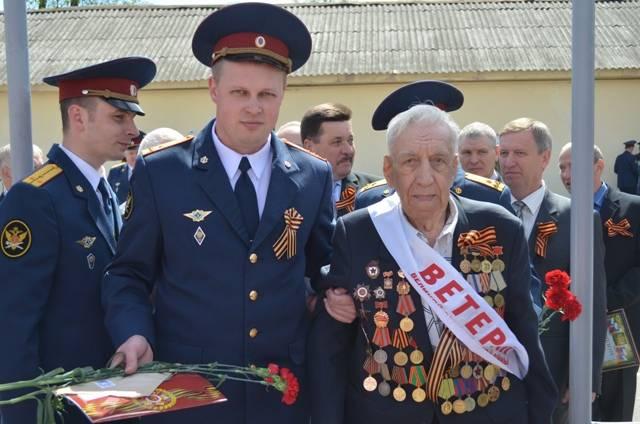 В Брянске скончался ветеран войны Георгий Морев