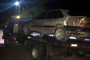 По Климово гонял на Audi пьяный 21-летний парень