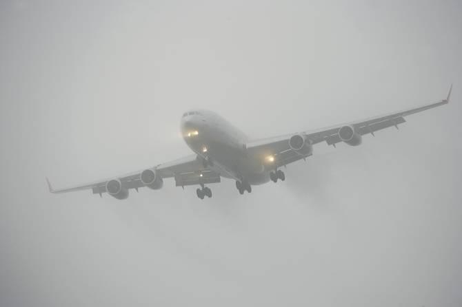 Брянский аэропорт предупредил о возможной задержке рейсов из-за непогоды