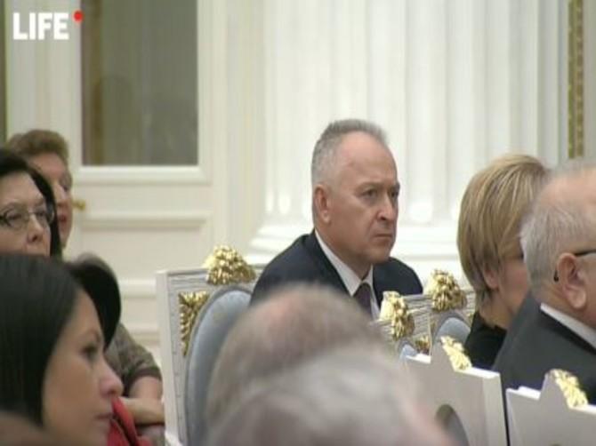 Брянский омбудсмен Тулупов побывал на встрече с Президентом Путиным