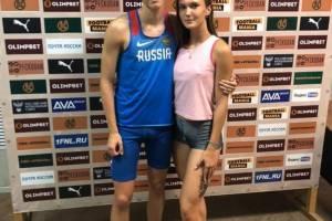 Брянские легкоатлеты завоевали золото и бронзу на первенстве России