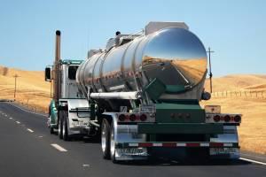 В Брянске запретили движение грузовиков массой более 6 тонн