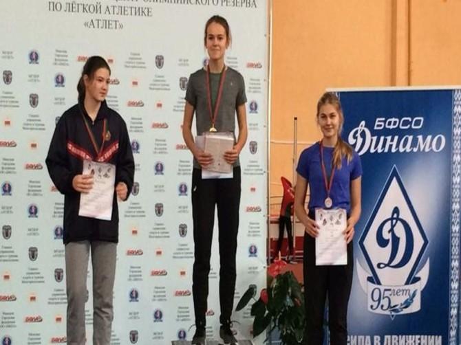 Брянские спортсменки стали призерами международного турнира