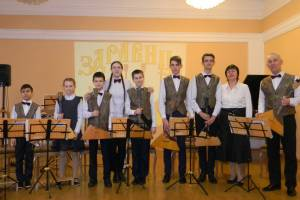 Брянский ансамбль стал третьим на «Симфонии мира»