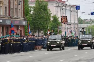 В Брянске на День Победы ограничат движение и парковку