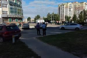 В Брянске эвакуировали людей из здания областной таможни