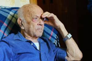 В Брянске ветеран войны отметил 104-й день рождения