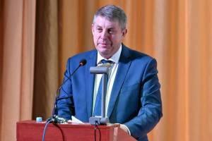Брянский губернатор Богомаз отказался от мандата депутата Госдумы