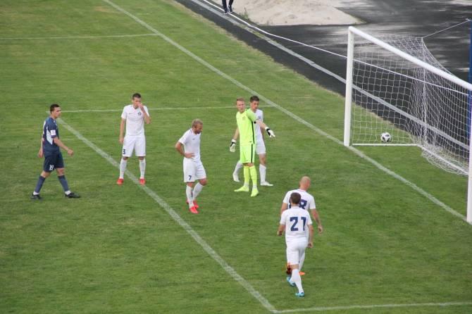 Брянское «Динамо» победило «Калугу» со счетом 2:1