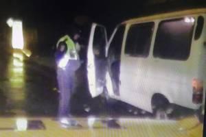 В Карачеве поймали пьяного 49-летнего водителя микроавтобуса