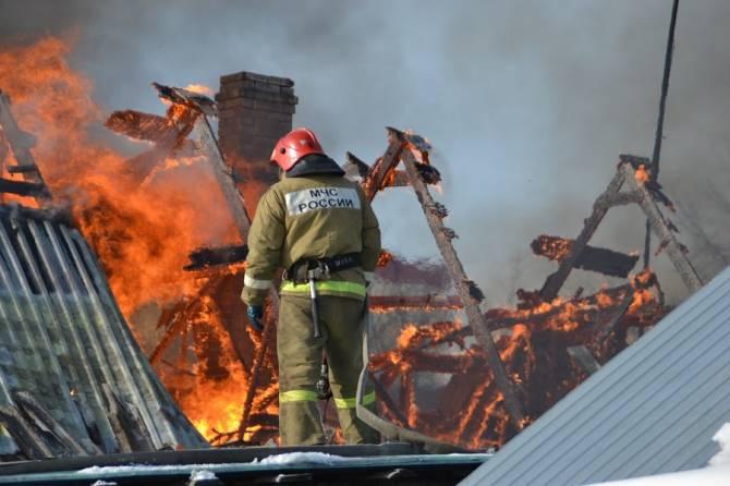 В 2020-м году в Брянске пожары унесли жизни 12 человек