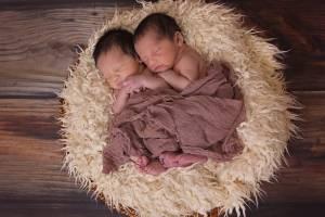 В Брянском районе родилась первая двойня