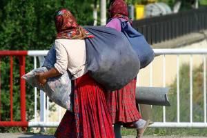 В Брянске цыганки вырвали у мужчины волосы и украли кошелёк