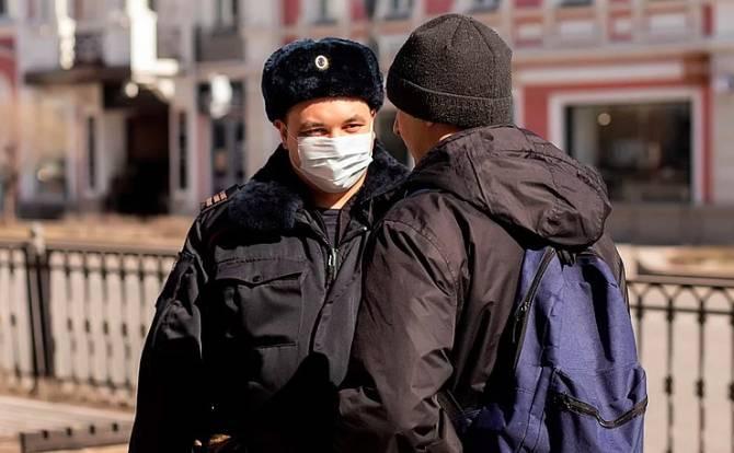 В Брянске 26 человек оштрафовали за нарушение режима самоизоляции