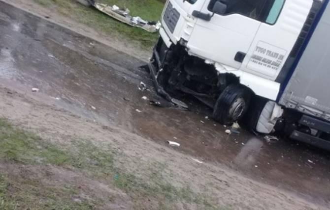 В смертельном ДТП в Севске пострадал 37-летний пассажир Audi