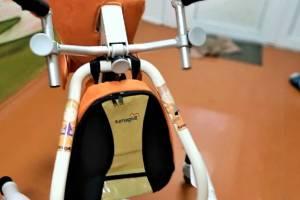 Для тяжелобольной брянской девочки земляки купили ходунки за 130 тысяч рублей
