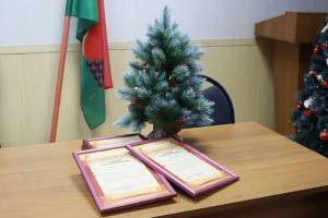 В Брянске наградили управляющие компании за новогодний декор
