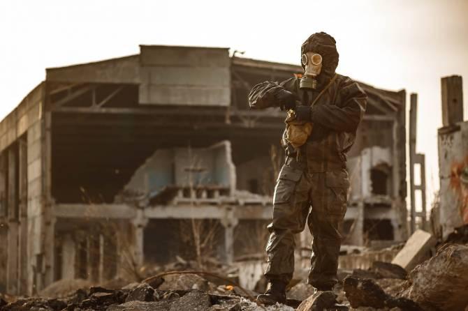 В заброшенном цехе Дятьковского хрустального завода устроили фотосессию
