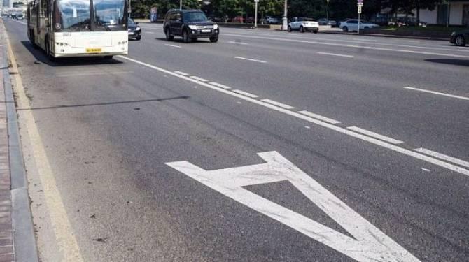 В Брянске появятся выделенные полосы для общественного транспорта