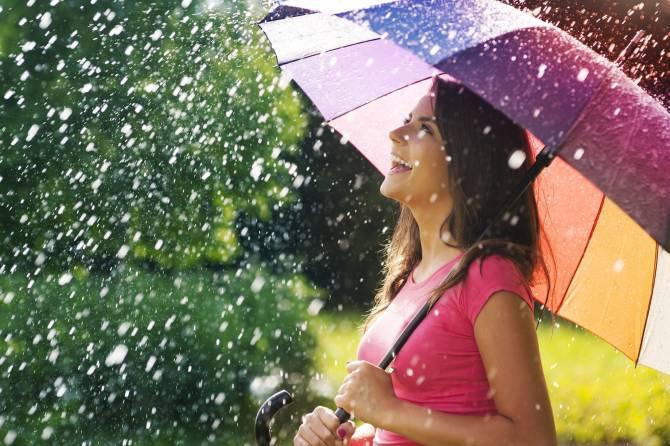 В выходные на Брянщине жару сменят прохлада и дожди