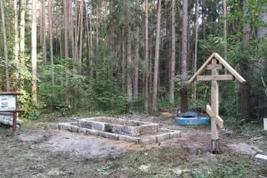В брянском посёлке Белые Берега восстановят братскую могилу