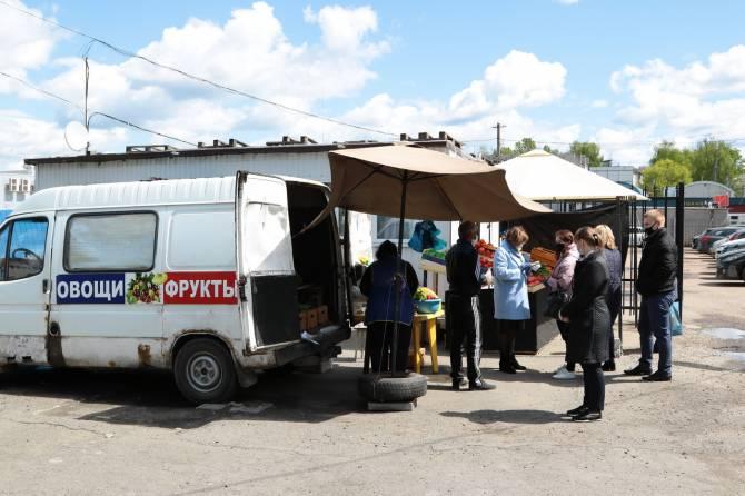 В Брянске торговцам-нелегалам выписали штрафы на 390 тысяч рублей