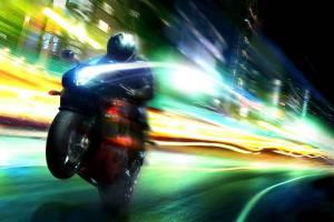 В Брянске наряд ДПС устроил погоню за пьяным мотоциклистом