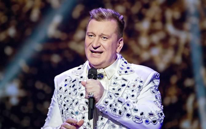 Звезда 90-х Сергей Пенкин даст концерт в Брянске 4 ноября