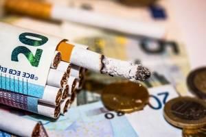 На Брянщине с начала года поймали 9 продавцов нелегальных сигарет