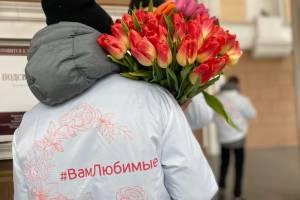 Брянским женщинам 8 марта подарят цветы