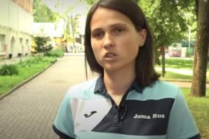 Брянская спортсменка Иветта Акулова успешно дебютировала в сборной страны