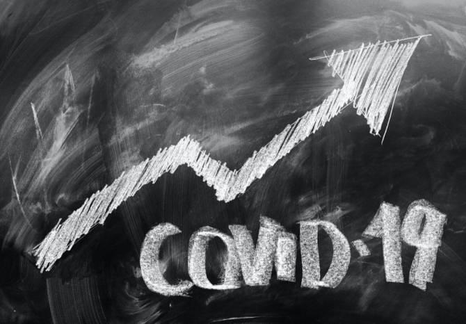Коэффициент распространения коронавируса на Брянщине снизился