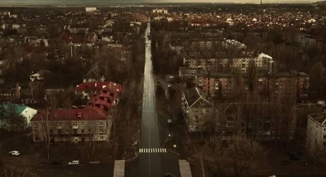 В Брянске снимают фильм о мерзком грязном старом городе