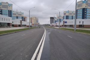 Улица Советская в Брянске превратилась в опасный гоночный трек