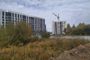 Богомазовские чиновники узаконили «точечную застройку» в Брянске