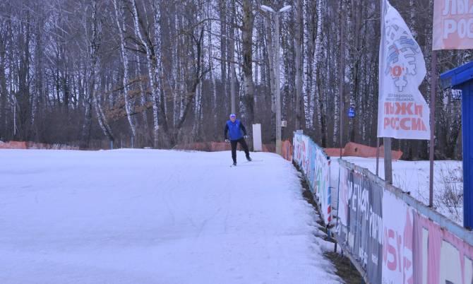 Брянским райцентрам закупят спецмашины для подготовки лыжных трасс