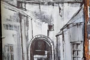 На брянской Набережной появилось «окно» в прошлое