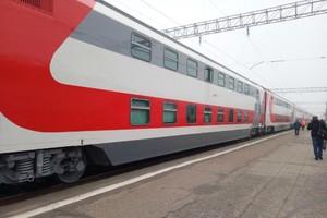 Из Брянска в Москву начнут ходить двухэтажные поезда