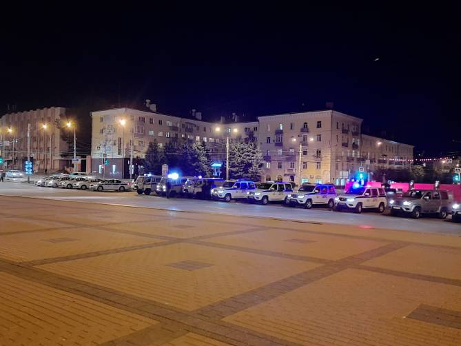 В Брянске инспекторы ДПС получили новые машины