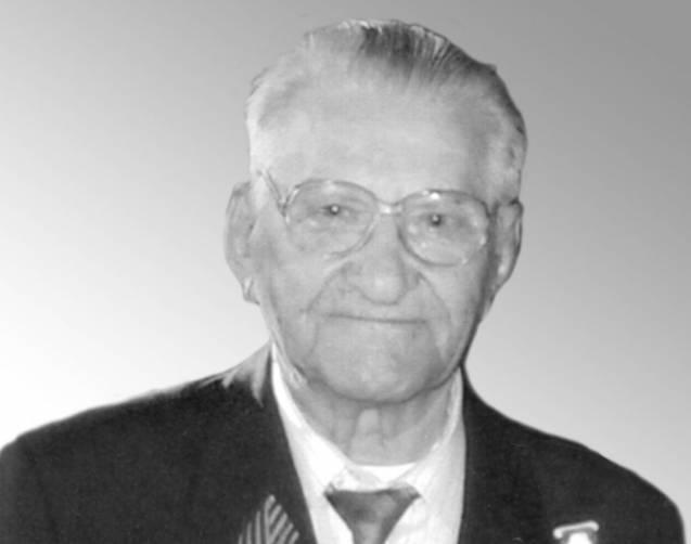 В Брянске на 102-м году жизни умер ветеран Павел Климовцев
