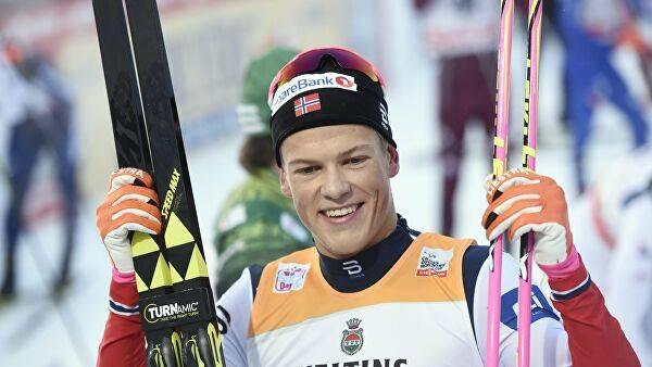 Обидчика брянского лыжника Большунова дисквалифицировали