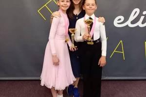 Юные танцоры из Брянска выиграли кубок Мегаполиса в Москве